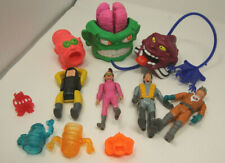Vintage Ghostbusters Movie Action Figure Lot Figures