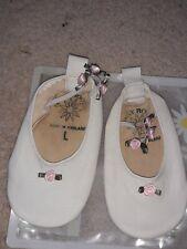 BNWT Daisy Roots Zapatos bebé niña de 12-18 meses.