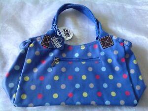 The Old Bag Company Bag handbag BAG BNWT COATED CANVAS BNWT