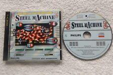 STEEL MACHINE PHILLIPS CDi CD-i V.G.C. FAST POST ( arcade/shooter game )