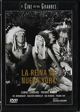LA REINA DE NUEVA YORK de William A. Wellman con Carole Lombard