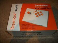 Innovation Arcade Stick - For Sega Dreamcast (NEW & BOXED) RARE