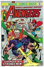 Avengers # 138 Bronze Age Marvel 1975