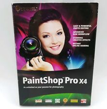 Corel Paintshop Pro X4 New Sealed