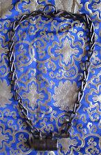 Antique Handmade Tantrik Tibetan Iron Jantra Locket, Nepal
