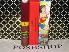 MAC  WONDER WOMAN  WONDER WOMAN  SECRET INDENTITY JUMBO  LIPGLASS / LIP GLOSS