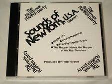 SOUNDS OF NEW YORK - CD - THE BIG BREAK PARTY - EARLY HIP HOP - BREAKS