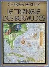 LE TRIANGLE DES BERMUDES par Charles Berlitz - MYSTERE HISTOIRE UFOLOGIE OVNIS