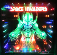 SPACE INVADERS Complete LED Lighting Kit custom SUPER BRIGHT PINBALL LED KIT