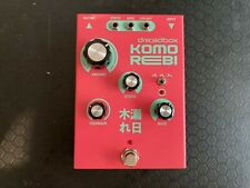 More details for dreadbox komorebi flanger pedal - bstock