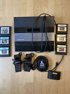 Atari 5200 System Lot Console Bundle - untested