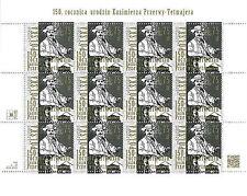 Echte postfrische Briefmarken aus Polen mit Kunst-Motiv