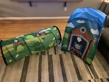 Playhut® Thomas the Train Play Tent and Pyay Tunnel with Ez twist Up Down
