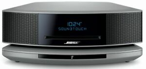 BOSE Wave SoundTouch IV Music System - Silver (7380318300)