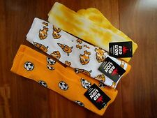 Gold Yellow  Lot of Sports Soccer Softball Volleyball Socks Med ~NEW~ Sale