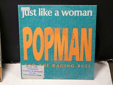 POPMAN AND THE RACING BULL Just like a woman ( BOB DYLAN ) 258560-7