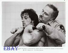 Sylvester Stallone First Blood VINTAGE Photo