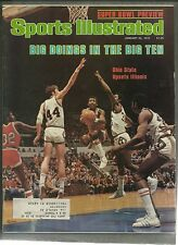 SPORTS ILLUSTRATED JANUARY 22, 1979 - BASKETBALL OHIO STATE UPSETS ILLINOIS