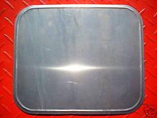 XR Dirt track Racing Alloy Number Plate Flat track AHRMA classic aluminum board