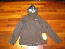 NEW AUTH NORTHFACE MIST TRAIL JACKET BROWN WMS M