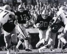 MARK VAN EEGHEN-KEN STABLER  OAKLAND RAIDERS 8X10 PHOTO