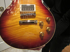 Gibson Custom Shop Les Paul 1959 Historic Reissue Rare Brockburst Flame 2011