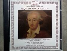 Requiem Pro Defunctis (Warmia National Orchestra / FRONTALINI -COME NUOVO (MINT)