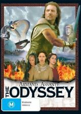 The Odyssey ( DVD ) Armand Assante - 1997 MINI SERIES  - ALMOST 3 HOURS - Rare !