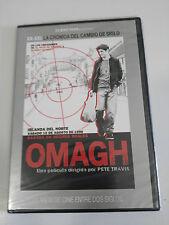 OMAGH DVD PETE TRAVIS SLIM SEALED NEW NUEVA