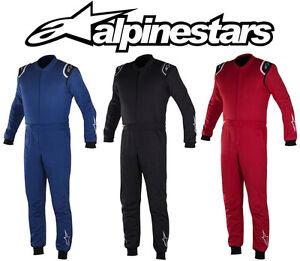 Alpinestars Delta Suit FIA 2-Layer Racesuit Rally - All Colours & Sizes EU