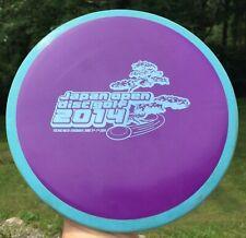 • Disc Golf INNOVA - STAR ATLAS 2014 JAPAN OPEN DISC GOLF Tochigi 176g Purple