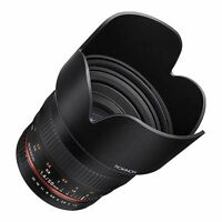 New Rokinon 50mm F1.4 Lens for Sony E Mount Cameras - Model 50M-E