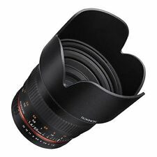 Samyang 50mm F1.2 as UMC CS Lens for Sony e Stock in EU mejor