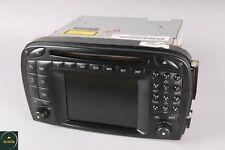 03-04 Mercedes R230 SL500 SL600 Head Unit Radio Command Comand Navigation OEM