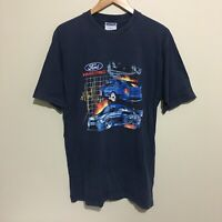 Ford BA Falcon Racing Vintage 2000's Official T-Shirt Mens Large
