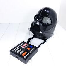Star Wars Darth Vader Mask Voice Changer Helmet Electronic Talking Hasbro 2004