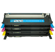 4PK For Samsung CLP-315 Color TONER SET CLP-310 CLP-315W CLX-3175FN CLT-409S