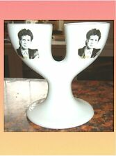 CLIFF RICHARD CERAMIC DOUBLE EGGCUP egg cup B/W
