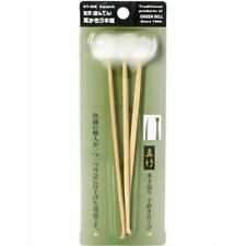 Japanese HIgh Quality ear cleaning Pick 3 picks mimikaki from Japan