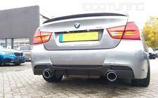BMW 3er E91 E90 Heckdiffusor Diffusor Performance für M-Paket Stoßstange 335