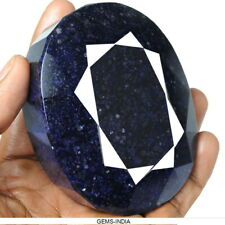 Museum Size 2285 Cts Natural Blue Sapphire African Oval Faceted Huge Gemstone