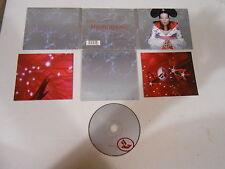 BJORK-HOMOGENIC-10 TRACK CD DIGIPAK + POSTER + BOOKLET-UK-1997