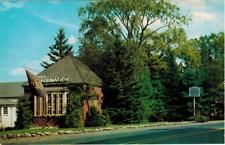 Damariscotta Maine Information Bureau, Downeast Coast New England Postcard PC