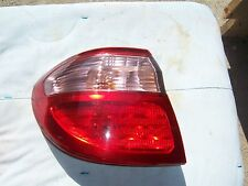 Nissan Maxima A33 Tail Light outside Left