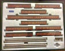 KATO N Gauge Pennsylvania Railroad Broadway Ltd 10 Car Set