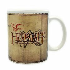 THE HOBBIT Mug Map
