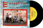 """EUROGLIDERS - HEAVEN MUST BE THERE - 7"""" 45 VINYL RECORD PIC SLV 1984"""
