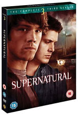 SUPERNATURAL - SEASON 3 - DVD - REGION 2 UK