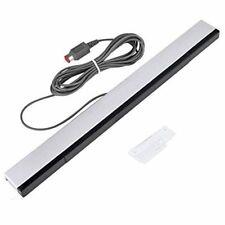 Infrared IR Signal Cable Sensor Bar / Receiver For Nintendo For Wii Remote  Z7J3