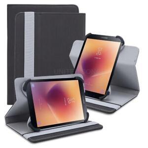 "Universal Leather Folio Case Cover Stand For Alcatel Joy Tab 8"" Alcatel 3T/9027W"